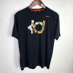 Nike Dri Fit Kevin Durant Lightweight Shirt Large